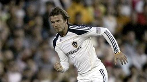 Le abren las puertas del fútbol inglés: Everton sueña con tener en sus filas a Beckham