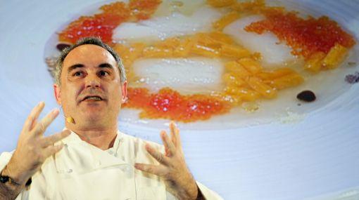 """Ferrán Adrià: """"La física cuántica puede explicarse a través de la cocina"""""""