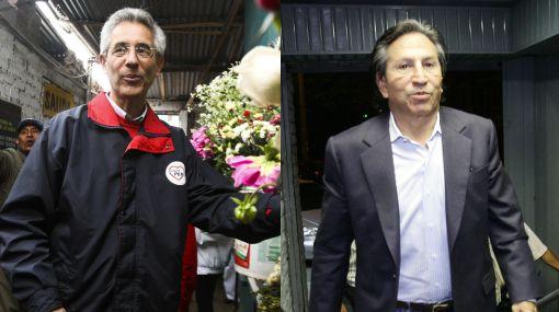 Somos Perú oficializó alianza con Alejandro Toledo