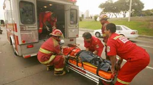 Unas 440 llamadas falsas recibieron los bomberos de Lima y Callao