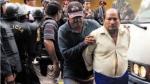 Vinculan a alcaldes y dirigentes detenidos en el Huallaga con Sendero Luminoso y el narcotráfico - Noticias de wilder cardenas