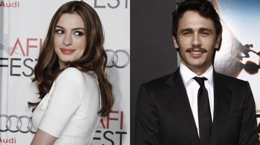 James Franco afirmó que energía de Anne Hathaway lo opacó en el Óscar