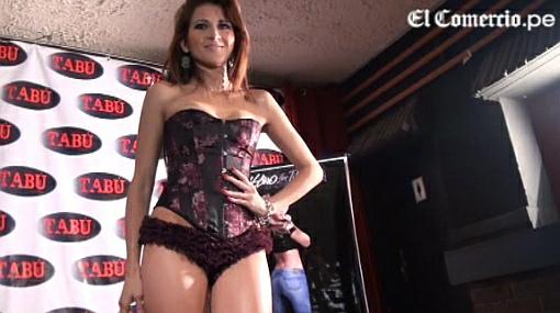 VIDEO: sexy desfile de lencería de la marca de Tilsa Lozano