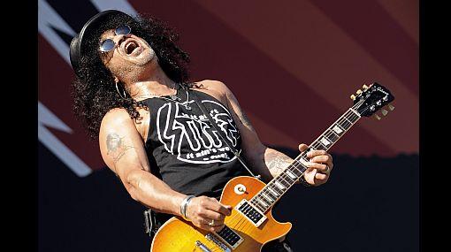 Antes que Axl: Slash recibirá una estrella en el Paseo de la Fama de Hollywood