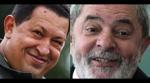 "Wikileaks: Lula da Silva exhortó a Hugo Chávez a ""bajar el tono contra EE.UU."""