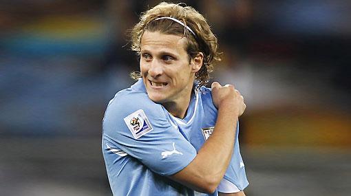 Uruguay no llevará a Diego Forlán ni a Diego Lugano a Londres 2012