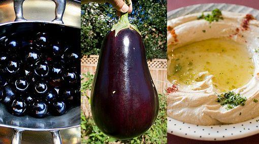 Alimentos en conflicto: cinco ingredientes se enfrentan en una batalla gastronómica