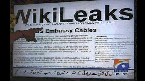 SIP: ataques a Wikileaks pueden causar graves restricciones en Internet
