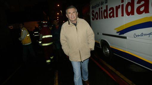 """Castañeda dijo sentirse """"bastante indignado"""" por cierre de Hospital de la Solidaridad en SJL"""