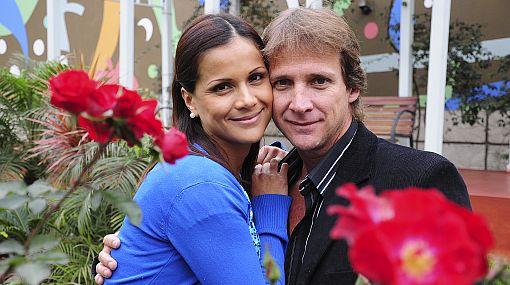 Mónica Sánchez y Christian Thorsen negaron romance en la vida real
