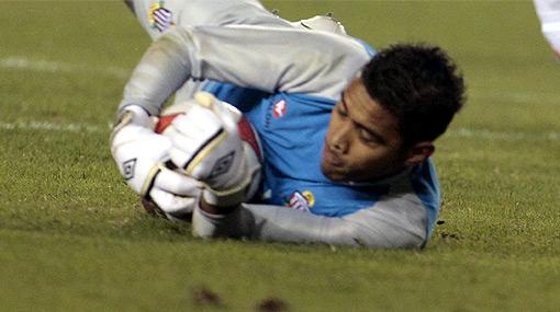 Portero Heredia tiene una oferta de la MLS pero Cristal le cortó las alas