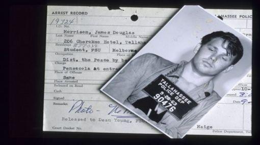 Perdón póstumo: Jim Morrison fue indultado por escándalo público de hace 41 años