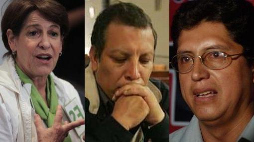 Fuerza Social oficializó alianza con el MNI, Tierra y Libertad y Partido Fonavista para el 2011