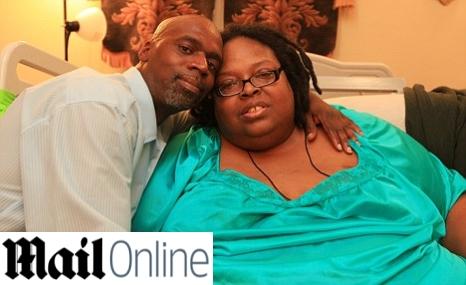 La mujer más obesa del mundo pesa 315 kilos