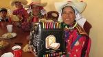 Panetones con harina de hongos: un proyecto de la comunidad de Marayhuaca que da frutos - Noticias de eleuterio diaz