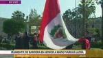 Arequipa seguirá la ceremonia del Premio Nobel de Vargas Llosa en pantalla gigante - Noticias de centro cultural juan parra