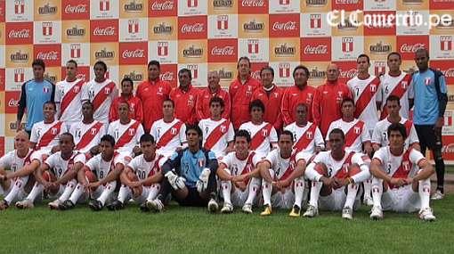 """La Sub 17 de """"Jota Jota"""" Oré venció 3-2 a Uruguay"""