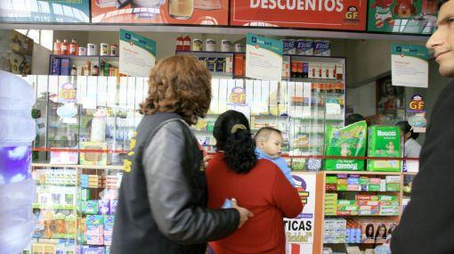 Medicamentos genéricos serán vendidos por cadenas de boticas privadas
