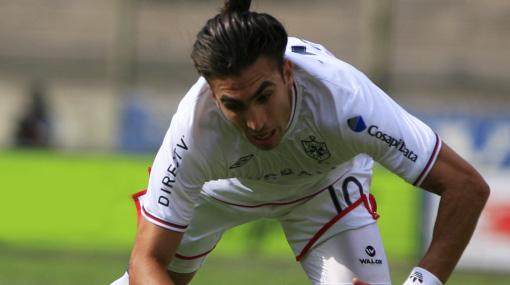 De cabeza a la 'U': Pablo Vitti ya es jugador de Universitario de Deportes
