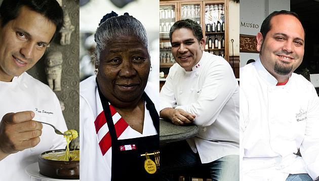 ¿Quiere preparar un cena navideña especial? Siga los consejos de estos reconocidos chefs peruanos