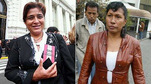 Testigos acusaron a Nancy Obregón y Elsa Malpartida de haber colaborado con 'Artemio'