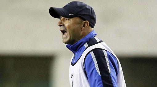 Sampaoli reemplazará a Pelusso como entrenador de la U. de Chile