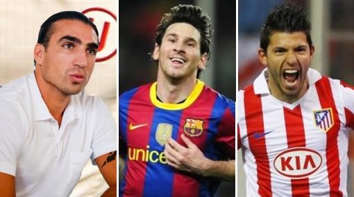 Pablo Vitti: la anécdota del nuevo refuerzo de la 'U' con  Messi y el 'Kun' Agüero
