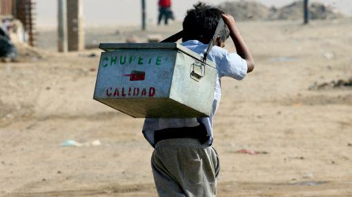Triste realidad: Perú y Bolivia lideran índice de trabajo infantil en Sudamérica