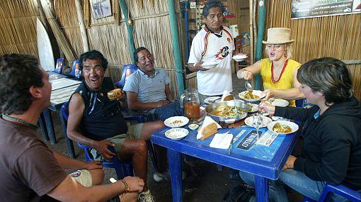 El último refugio de Huanchaco: espectacular sazón escondida cerca al litoral