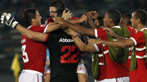 El Inter despidió del fútbol al 'Pato' Abbondanzieri con el tercer puesto en el Mundial de Clubes