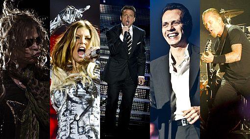 Los 10 mejores conciertos en Lima del 2010