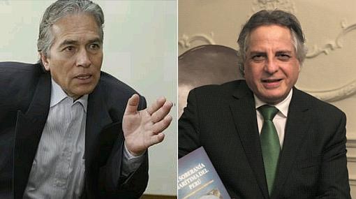Ex titular de región Junín Vladimir Huaroc integra plancha presidencial de Rodríguez Cuadros