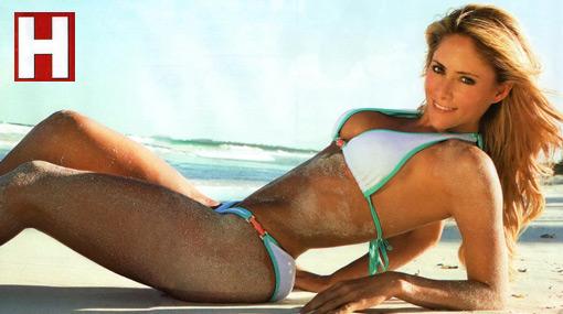 Inés Sainz es la mujer más sensual del deporte en el 2010 para los lectores de elcomercio.pe