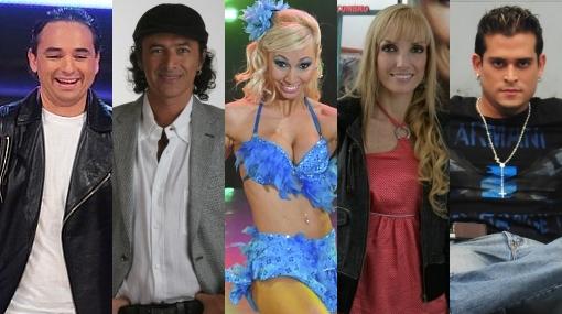 Los 10 famosos que relanzaron su carrera gracias al show de Gisela