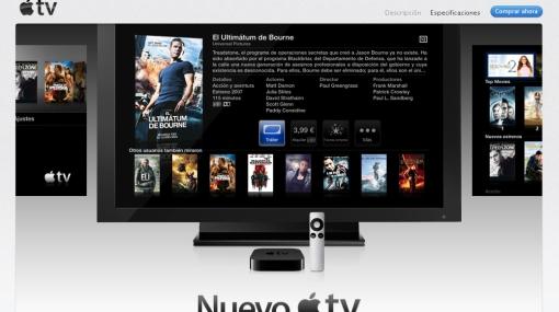 Ventas de Apple TV llegarían a un millón de unidades esta semana