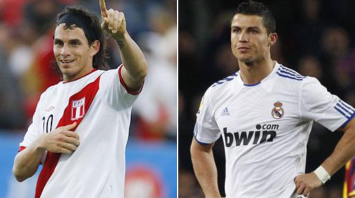 Mejor que Cristiano Ronaldo: 'Zlatan' Fernández entre los mejores goleadores del mundo