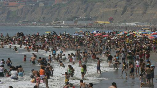 El 94% de las playas a nivel nacional se encuentran aptas para los bañistas