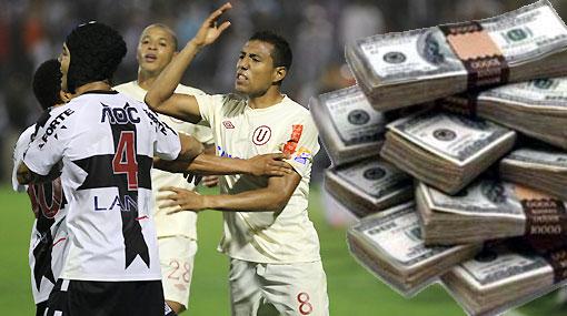 """""""Los futbolistas peruanos cobran lo justo"""", afirma la Agremiación"""