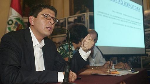 Marco Parra aseguró que transferencia del municipio está terminada