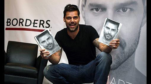 Ricky Martin piensa en adoptar un niño