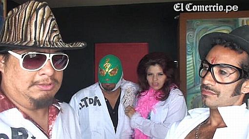 Los terapeutas del ritmo: éxitos del rock en cumbia