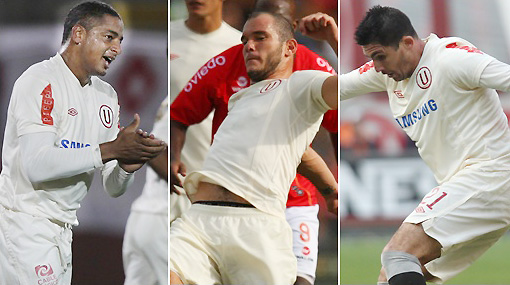 La 'U' se deshizo de Píriz, Zela, Gigena y otros siete jugadores para el 2011