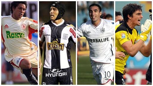 Los 10 extranjeros que la rompieron en el fútbol peruano el 2010