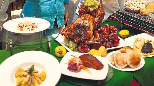 Qué se come en las cenas de Año Nuevo en otros países