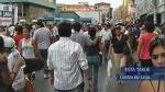 Limeños se volcaron a Mesa Redonda para realizar compras de último minuto - Noticias de carlos reyes florian