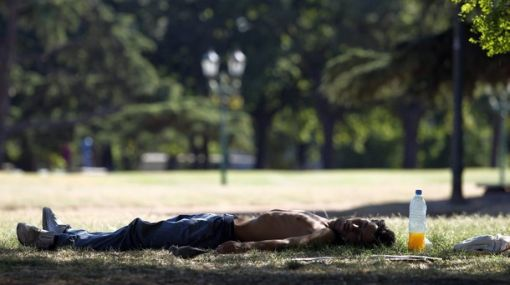 Alerta roja en Buenos Aires por intensa ola de calor: sensación térmica alcanzó los 40°