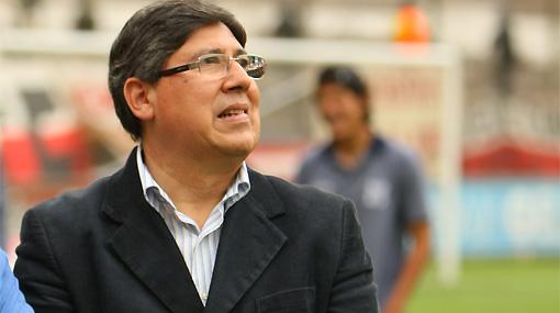 Guillermo Alarcón ordenó retirar de Matute la contabilidad del club