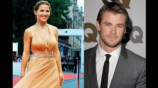 Elsa Pataky se casó con Chris Hemsworth