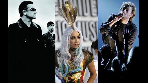 Los artistas internacionales que lanzarán discos en el 2011