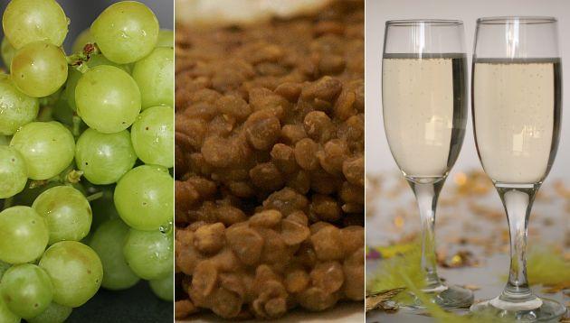 Cábalas de Año Nuevo: qué comer y beber para tener prosperidad el 2011